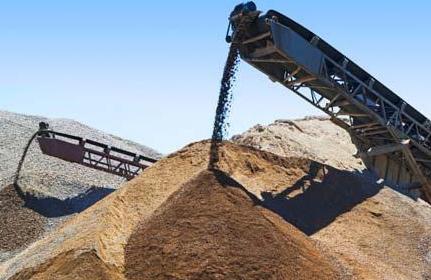 fabrication de sable